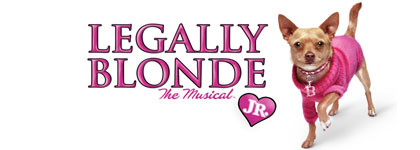 Legally Blonde Presented by Junior Showcase Players