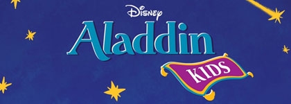 Acting Up Kids presents Aladdin Kids